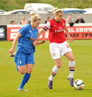 Birmingham City Ladies v Arsenal Oct 7th 2012