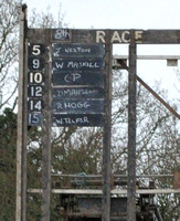 Race 8 The Open Maiden Race Div 2