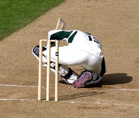 Warwickshire v Worcestershiren- Friendly Apr 6-7 2016