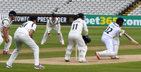 Warwickshire v Hampshire CChampionship at Edgbaston July 10-13th 2016