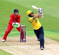 Birmingham Bears v Lancashire Lightning t20 June 19th 2016