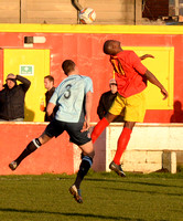 Banbury United v Poole Town November 23rd 2013