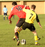 Bengeworth v Fortis December 15th 2013