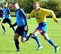 Mickleton Rangers v Fladbury Athletic Oct 20th 2013