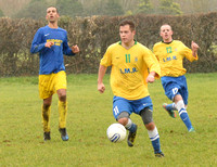 Mickleton Rangers v Honeybourne Gate Inn December 15th 2013