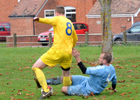 Honeybourne Gate Inn v Bell@Pensax November 24th 2013