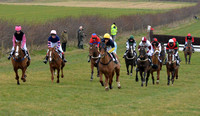Race 4 The Members Race for Novice Riders