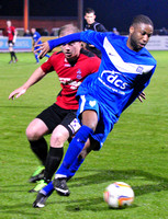 Stratford Town v Redditch United Oct 14th 2013
