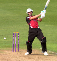 Warwickshire v Somerset Royal London OD Cup Aug 5th 2014