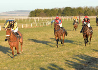 Race 8 The Open Maiden Race for Horses and Geldings Div 2