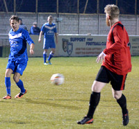 Stratford Town v Thatcham Town March 25th 2014