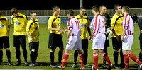 Evesham Utd v Merthyr Town March 4th 2014
