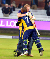 Warwickshire v Durham Royal London One Day Cup Final at Lord's Sat Sept 20th 2014