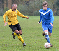 Ambassador v Vale Wanderers November 17th 2013