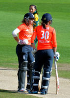 England Ladies v South Africa Ladies T20 Sept 7th 2014