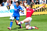 Birmingham City Ladies v Arsenal Ladies Aug 18th 2013