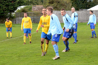 Bretforton Old Boys v Honeybourne Gate Inn Nov 3rd 2013
